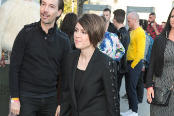 Tegan Quin Tegan Quin Is Seen Outside YouTube Space L.A.