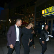 Terrence Jenkins Terrence J and Dascha Polanco at ArcLight Theatre