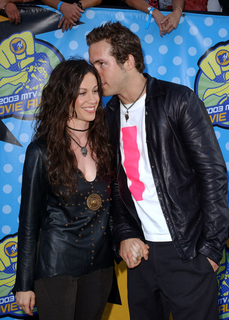Alanis Morissette and ...