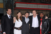 """Los Angeles premiere of """"The A-Team"""".Grauman's Chinese Theatre, Hollywood, CA."""