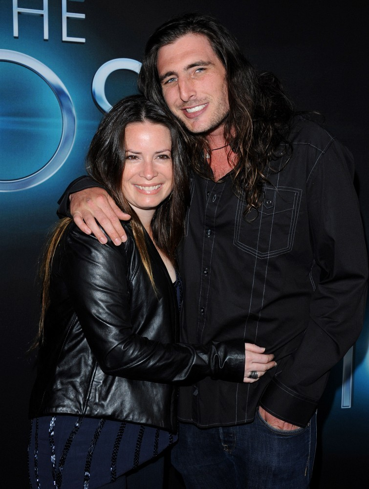 Holly Marie Combs Bryan Smith