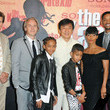 Jackie Chan and Willow Smith Photos