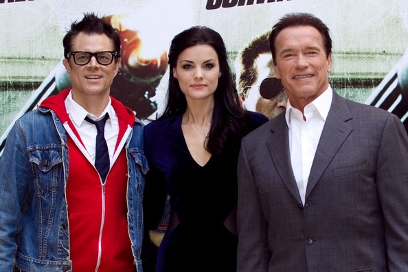 Johnny Knoxville in 'The Last Stand' Cast in Italy - Zimbio