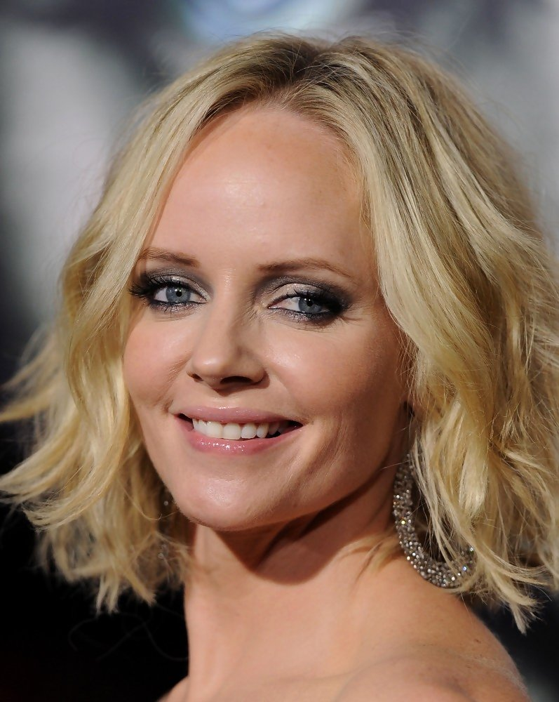 "Marley Shelton in ""The Rite"" World Premiere - Zimbio"