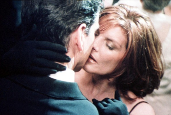 "Scenes from the film ""The Thomas Crown Affair"" starring Pierce Brosnan & Rene Russo.August 18, 1999."