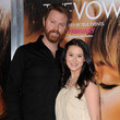 Sean Covel Celebs at 'The Vow' Premiere