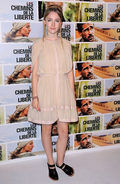 'The Way Back' premiere held at Cinematheque Francaise.