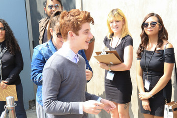 Thomas Barbusca Celebs Attend the Television Industry Advocacy Awards