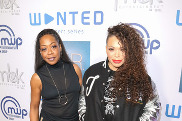 Tichina Arnold Tisha Campbell-Martin MWP Entertainment Group Presents 'Wanted,' A Live Experiential Music Event Series