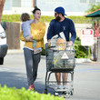 Tim Rosenman Whitney Port And Tim Rosenman Go Grocery Shopping