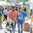Tim Rosenman Whitney Port At The Farmer's Market In Studio City