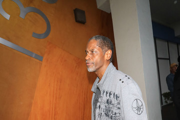 Tim Russ Tim Russ Visits The Writer's Guild Theatre In Beverly Hills