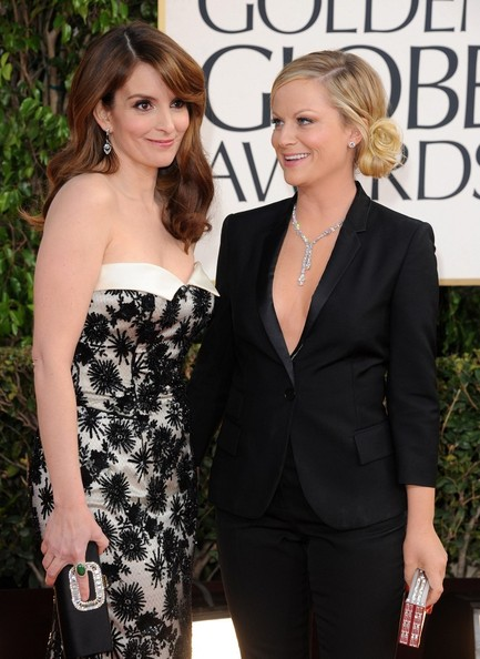 Tina Fey - 70th Annual Golden Globe Awards