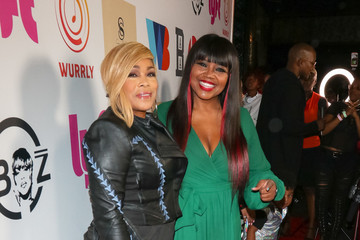 Tionne Watkins T-Boz Unplugged At Avalon In Hollywood