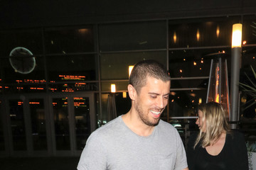 Toby Kebbell Toby Kebbell Leaving the Female Brain Premiere at ArcLight theatre
