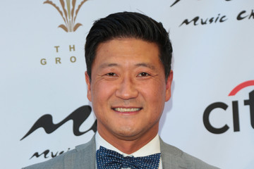 Tom Choi 2018 Grammys Viewing Party