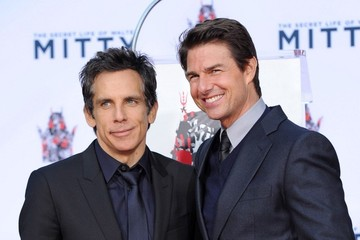 Tom Cruise Ben Stiller's Hand and Footprint Ceremony — Part 2
