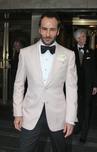 da50c1a92a59b Tom Ford Photos Photos - Met Costume Gala - Zimbio