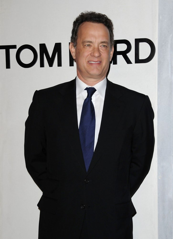Tom Hanks Photos - Tom Ford Store Opening - 3197 of 4571 ...
