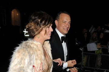 Tom Hanks Stars at the BAFTA Afterparty — Part 2