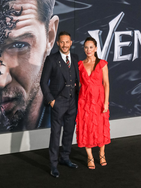 Premiere Of Columbia Pictures' 'Venom' []