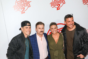 Tom Sandoval Premiere of Fox Searchlight Pictures' 'Super Troopers 2'