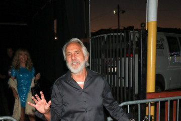 Tommy Chong Shelby and Tommy Chong Hit Avalon Nightclub in Hollywood
