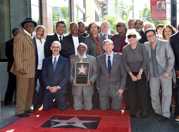 Dick Gregory Honored on the Walk of Fame []