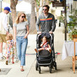 Topher Grace Topher Grace Steps Out With His Adorable Family In Los Angeles