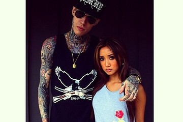 Trace Cyrus Stars Shine on Social Networks