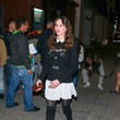 Troian Bellisario Troian Bellisario Is Seen Outside Largo Comedy Club In West Hollywood