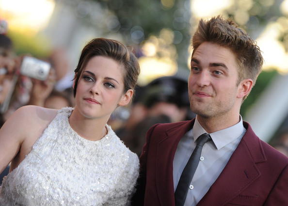robert pattinson and kristen stewart twilight premiere. Kristen Stewart Los Angeles