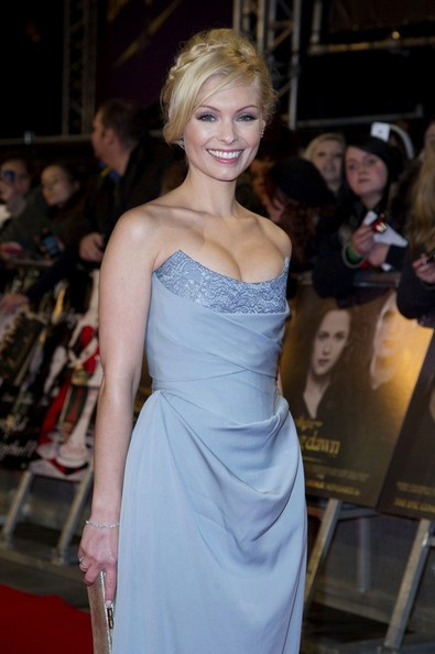 14/11/2012. 'The Twilight Saga Breaking Dawn Part 2' UK Premiere at The Odeon Leicester Square.Pictured: MyAnna Buring.