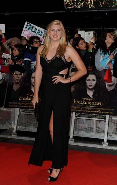 Held at the odeon leicester square london here rebecca adlington