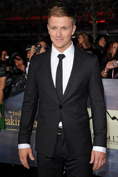 """World Premiere of """"The Twilight Saga: Breaking Dawn - Part 2""""..Nokia Theatre L.A. Live, Los Angeles, CA..November 12, 2012..Job: 121112A1..(Photo by Axelle Woussen)..Pictured: Charlie Bewley."""