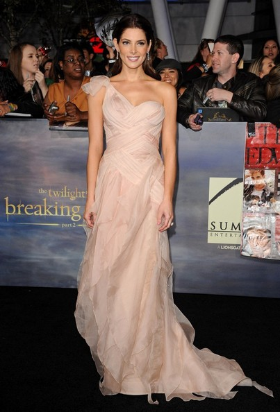 """World Premiere of """"The Twilight Saga: Breaking Dawn - Part 2""""..Nokia Theatre L.A. Live, Los Angeles, CA..November 12, 2012..Job: 121112A1..(Photo by Axelle Woussen)..Pictured: Ashley Greene."""