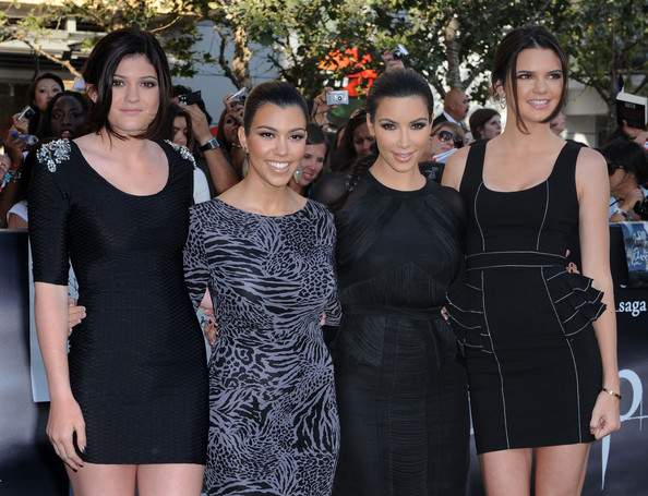 "Kendall Jenner Los Angeles Premiere of ""The Twilight Saga: Eclipse"".Nokia Theatre at L.A. Live, Los Angeles, CA."