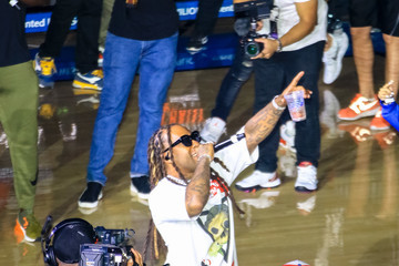 Ty Dolla Sign Ty Dolla Sign Performing Live At The Pauley Pavilion