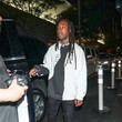 Ty Dolla Sign Ty Dolla Sign outside Bootsy Bellows Nightclub in West Hollywood
