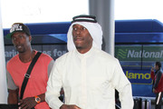Tyrese Travels Through at LAX