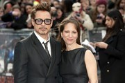 BYLINE: EROTEME.CO.UK.UK premiere of 'Iron Man 3' held at the Odeon Cinema in Leicester Square.