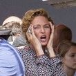 Uma Thurman Has a Tough Day on Set