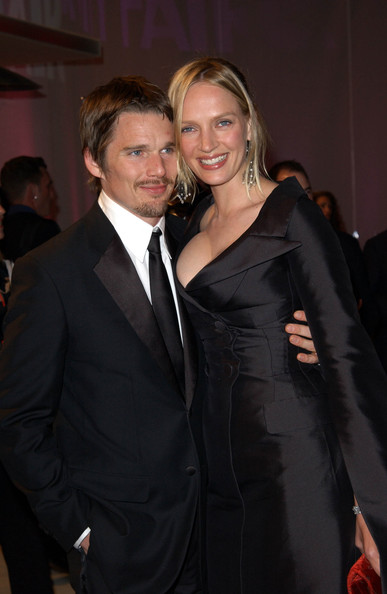Uma Thurman And Ethan Hawke Photos Photos Zimbio
