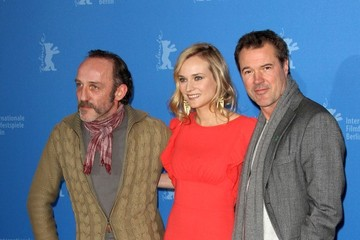 Karl Markovics Celebs at the 'Unknown' Photo Call at the Berlin Film Festival