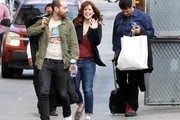 Vanessa Bayer Visits 'Jimmy Kimmel Live'