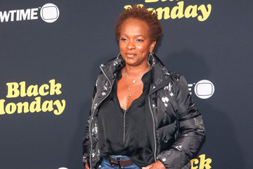 Vanessa Bell Calloway Premiere Of Showtime's 'Black Monday'