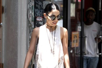 Vanessa Hudgens Vanessa Hudgens Spotted out in NYC