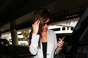 Vanessa Lachey Spotted at LAX