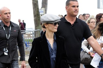 Vanessa Paradis Vanessa Paradis Arrives at the Cannes Film Festival