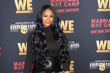 Vanessa Simmons WE tv Celebrates The Premiere Of Marriage Boot Camp: Hip Hop Edition And Growing Up Hip Hop
